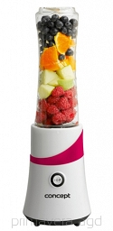 CONCEPT SM3360 BLENDER DO SMOOTHIE NAPÓJ OWOCE FIT